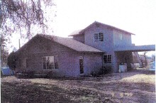 -> to this new house on the same lot in Woodlake, California.